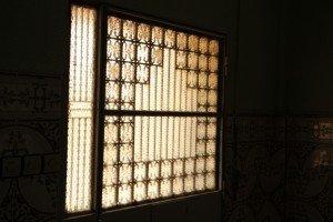 Fenêtre de porte