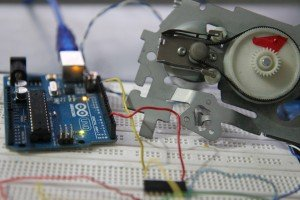 Arduino & UNL2004A
